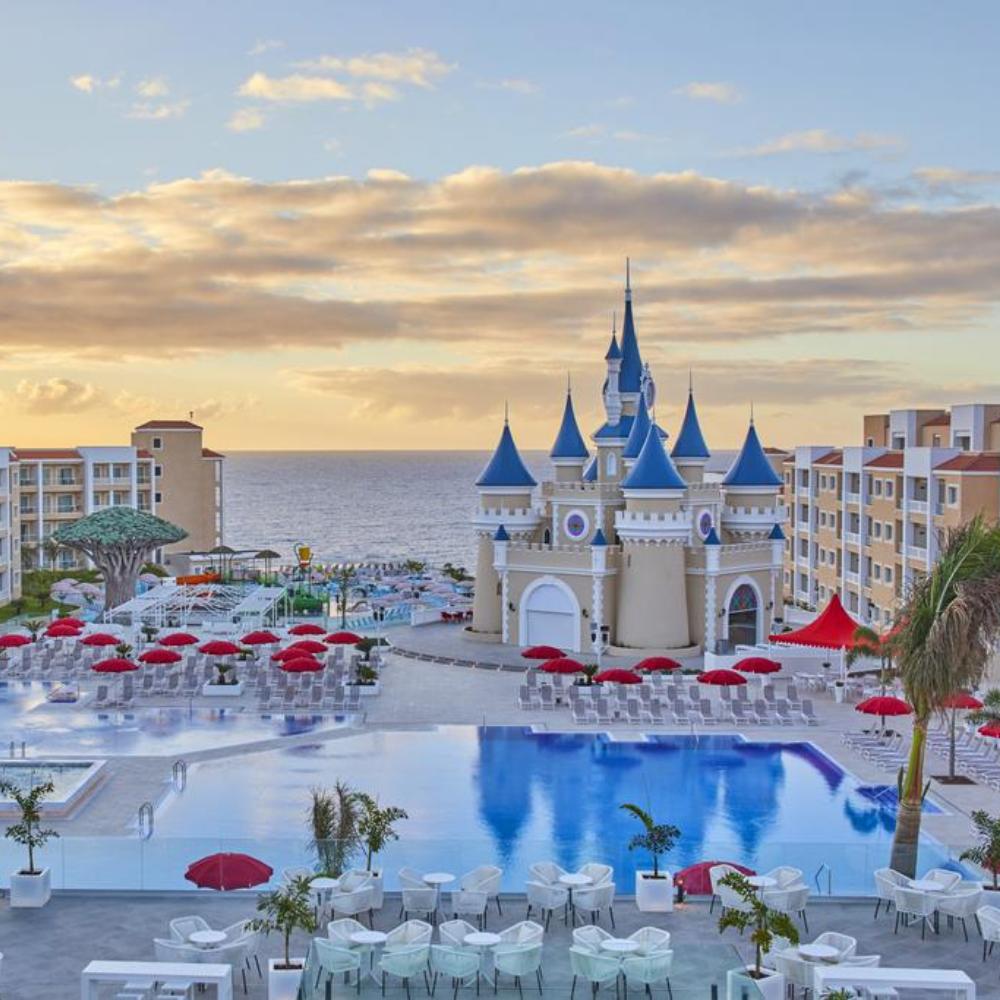 Hotel Bahía Príncipe Fantasía